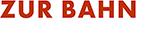 ZUR BAHN Logo
